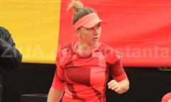 Simona Halep s-a calificat in finala turneului de la Cincinnati. Daca bate, devine lider mondial!