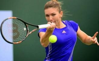 Simona Halep s-a calificat in optimi la Miami