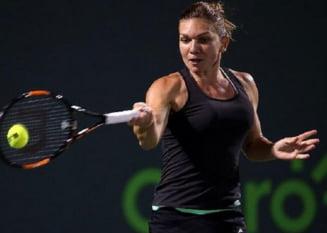 Simona Halep s-a calificat in semifinale la Miami