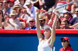 Simona Halep s-a calificat la Turneul Campioanelor