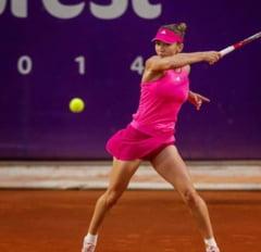 Simona Halep s-a confruntat cu o problema dificila la Bucharest Open