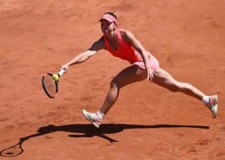 Simona Halep s-a distrat cu Venus Williams si va juca in sferturi cu Alexandra Dulgheru