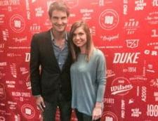 Simona Halep s-a intalnit cu Federer: iata ce i-a transmis