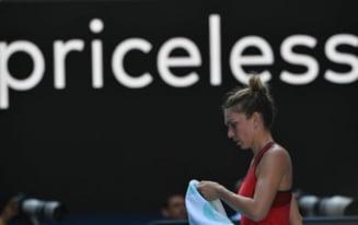 Simona Halep s-a mai intalnit de 6 ori cu Caroline Wozniacki: A pierdut ultimul joc cu 0-6, 2-6!