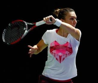 Simona Halep s-a retras de la Sydney