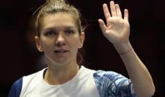 Simona Halep s-a retras din turneul de la Sankt Petersburg