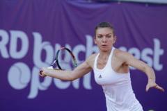 """Simona Halep se asteapta la """"un meci dificil"""" in semifinalele Bucharest Open"""