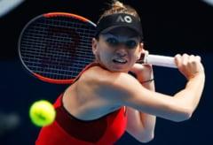 Simona Halep se califica dramatic in optimi la Australian Open, dupa un meci de-a dreptul incredibil