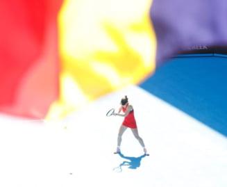 Simona Halep se califica in finala Australian Open dupa o victorie fenomenala cu Angie Kerber