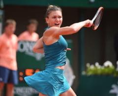 Simona Halep se califica in finala Roland Garros si ramane pe locul 1 WTA dupa o victorie superba cu Muguruza