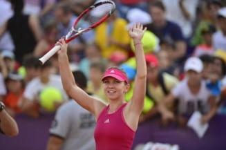 Simona Halep se califica in finala de la Bucuresti dupa un meci fantastic