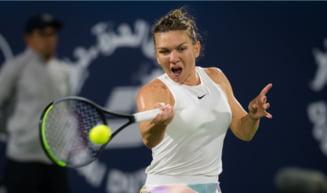 Simona Halep se califica in finala de la Dubai dupa o demonstratie de forta