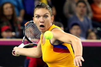 Simona Halep se califica in finala de la Madrid