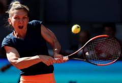 Simona Halep se califica in finala de la Roma