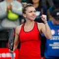 Simona Halep se califica in finala la Shenzhen dupa un meci spectaculos cu Irina Begu