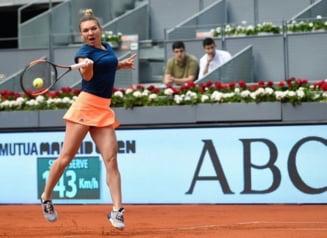 Simona Halep se califica in finala turneului de la Madrid