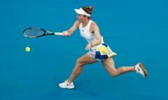 Simona Halep se califica in optimi la Australian Open