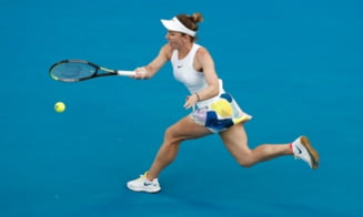 Simona Halep se califica in optimi la Australian Open