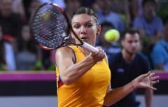 Simona Halep se califica in optimi la Cincinnati in stil de mare campioana