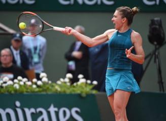 Simona Halep se califica in optimi la Rogers Cup dupa un meci extrem de disputat