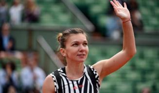 Simona Halep se califica in optimi la Roland Garros dupa o revenire superba
