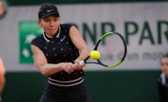 Simona Halep se califica in optimi la Roland Garros in stil de mare campioana