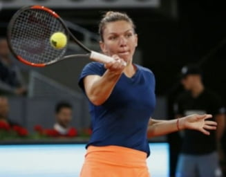 "Simona Halep se califica in optimi la Roma dupa ce trece de ""cosmarul"" Siegemund"