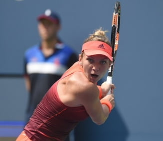 Simona Halep se califica in optimile US Open dupa o victorie fulgeratoare