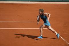 Simona Halep se califica in optimile de finala de la Roland Garros