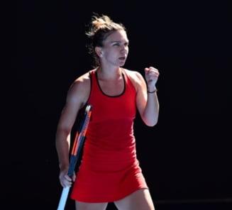 Simona Halep se califica in semifinale la Australian Open dupa o victorie de zile mari cu Pliskova