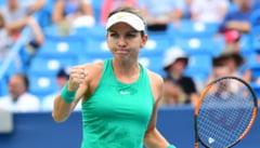 Simona Halep se califica in semifinale la Cincinnati