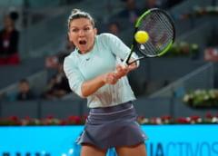 Simona Halep se califica in semifinale la Madrid dupa o victorie muncita