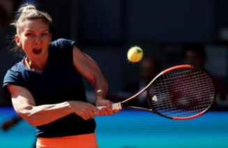 Simona Halep se califica in semifinale la Madrid dupa o victorie superba