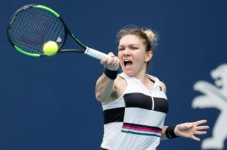Simona Halep se califica in semifinale la Miami dupa un meci nebun