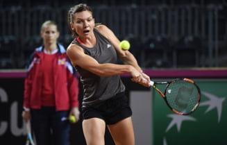 Simona Halep se califica in semifinale la Montreal dupa o revenire de zile mari