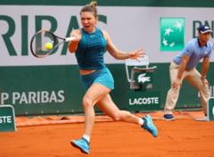 Simona Halep se califica in semifinale la Roland Garros dupa o revenire spectaculoasa in sfertul cu Angelique Kerber