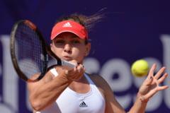 Simona Halep se califica in sferturi la Cincinnati dupa o victorie superba