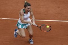 Simona Halep se califica in sferturi la Roland Garros dupa o victorie superba