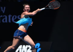 Simona Halep se califica in sferturile de finala la Sankt Petersburg