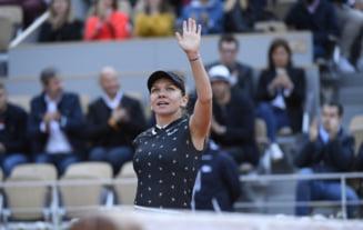 Simona Halep se califica in turul 3 la Roland Garros dupa un meci de mare lupta