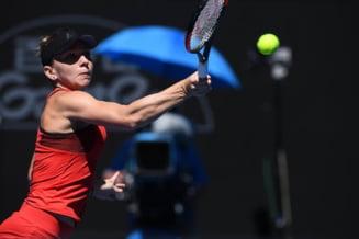 Simona Halep se califica in turul III la Australian Open dupa o victorie clara cu Bouchard