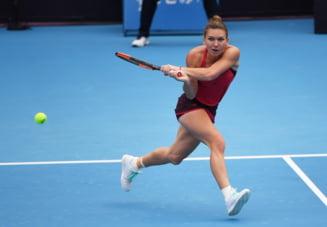 Simona Halep se califica in turul secund la Beijing dupa o demonstratie de tenis. Romanca a avut, totusi, multi nervi pe final