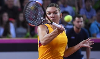 Simona Halep se califica splendid in sferturile de finala la Madrid - o va intalni pe Irina Begu