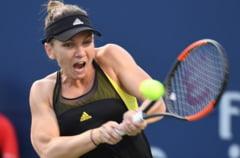 Simona Halep se califica superb in sferturile de finala de la Toronto