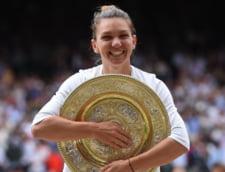 Simona Halep si Ana Bogdan evolueaza vineri in sferturile de finala ale turneului de la Praga. Begu continua meciul intrerupt, joi seara, din optimi