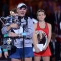 Simona Halep si Caroline Wozniacki, record rusinos in istoria US Open