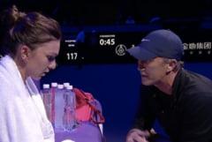Simona Halep si Darren Cahill au ajuns la psiholog dupa incidentul de la Turneul Campioanelor: Ce le-a transmis Alexis Castorri