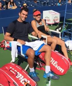 Simona Halep si Horia Tecau s-au retras de la US Open