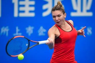 Simona Halep si Irina Begu, in sferturi la Shenzhen: Iata orele de start ale meciurilor de joi