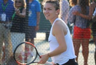 Simona Halep si Serena Williams si-au unit fortele intr-un scop nobil la Miami